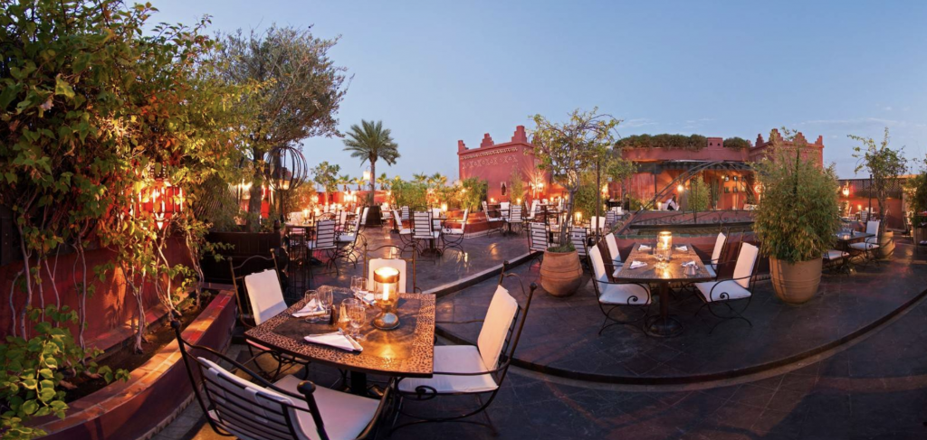 Foundouk-restaurant-marrakech-EVJF-wild emotion-wedding planner